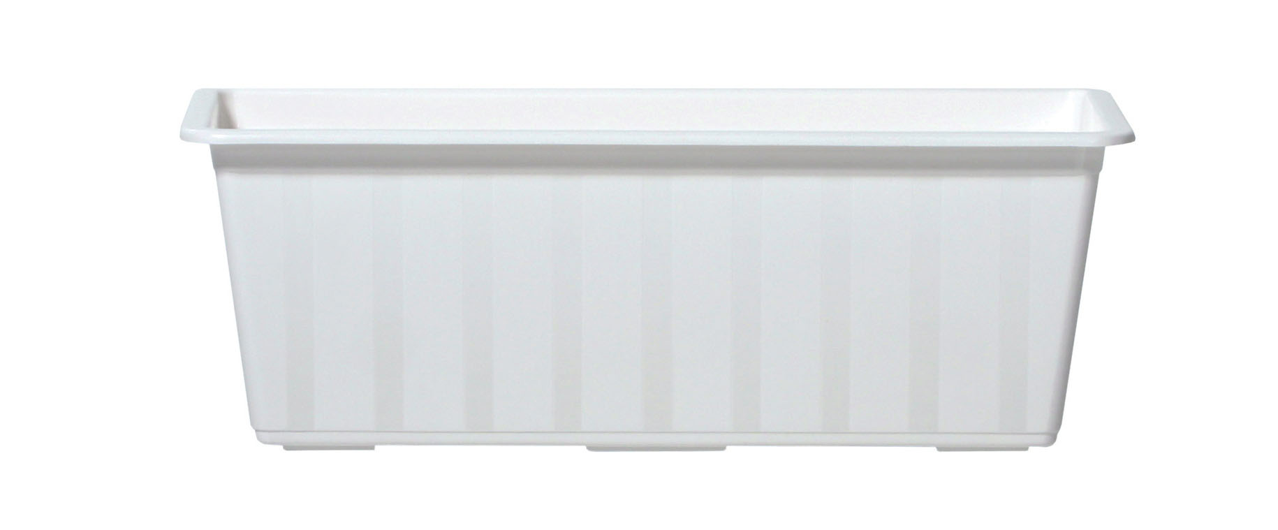 PROSPERPLAST Truhlík AGRO bílý 80cm