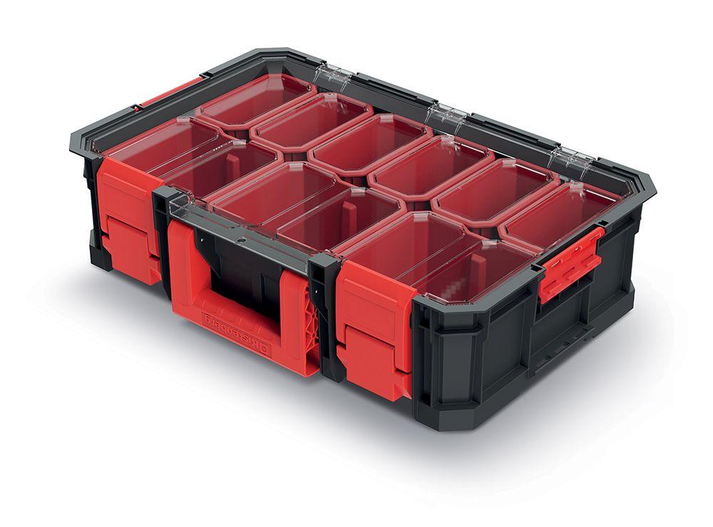 PROSPERPLAST Modulární přepravní box (krabičky) MODULAR SOLUTION 517x331x134