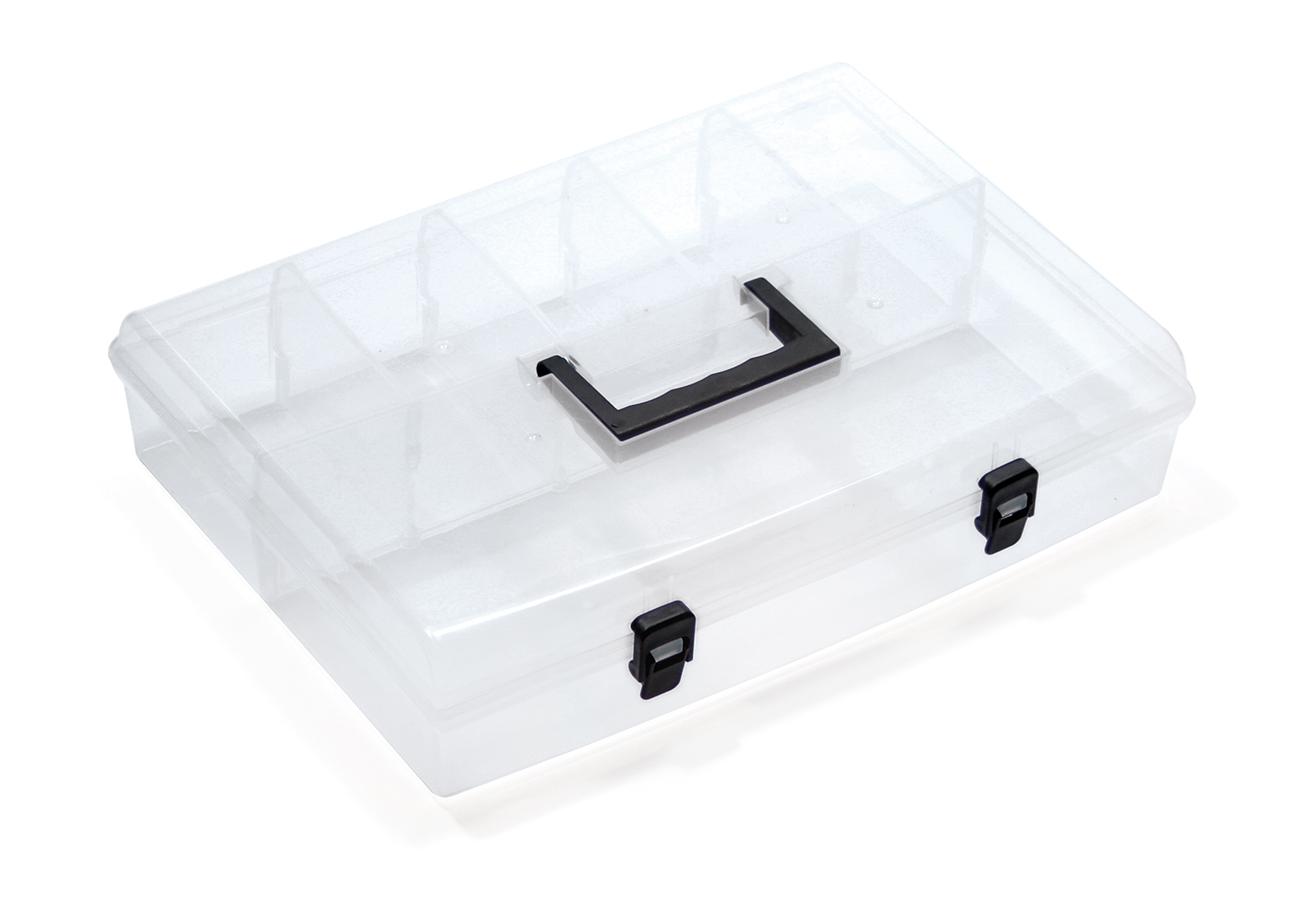 PROSPERPLAST Plastový organizér NUN 400x298x85