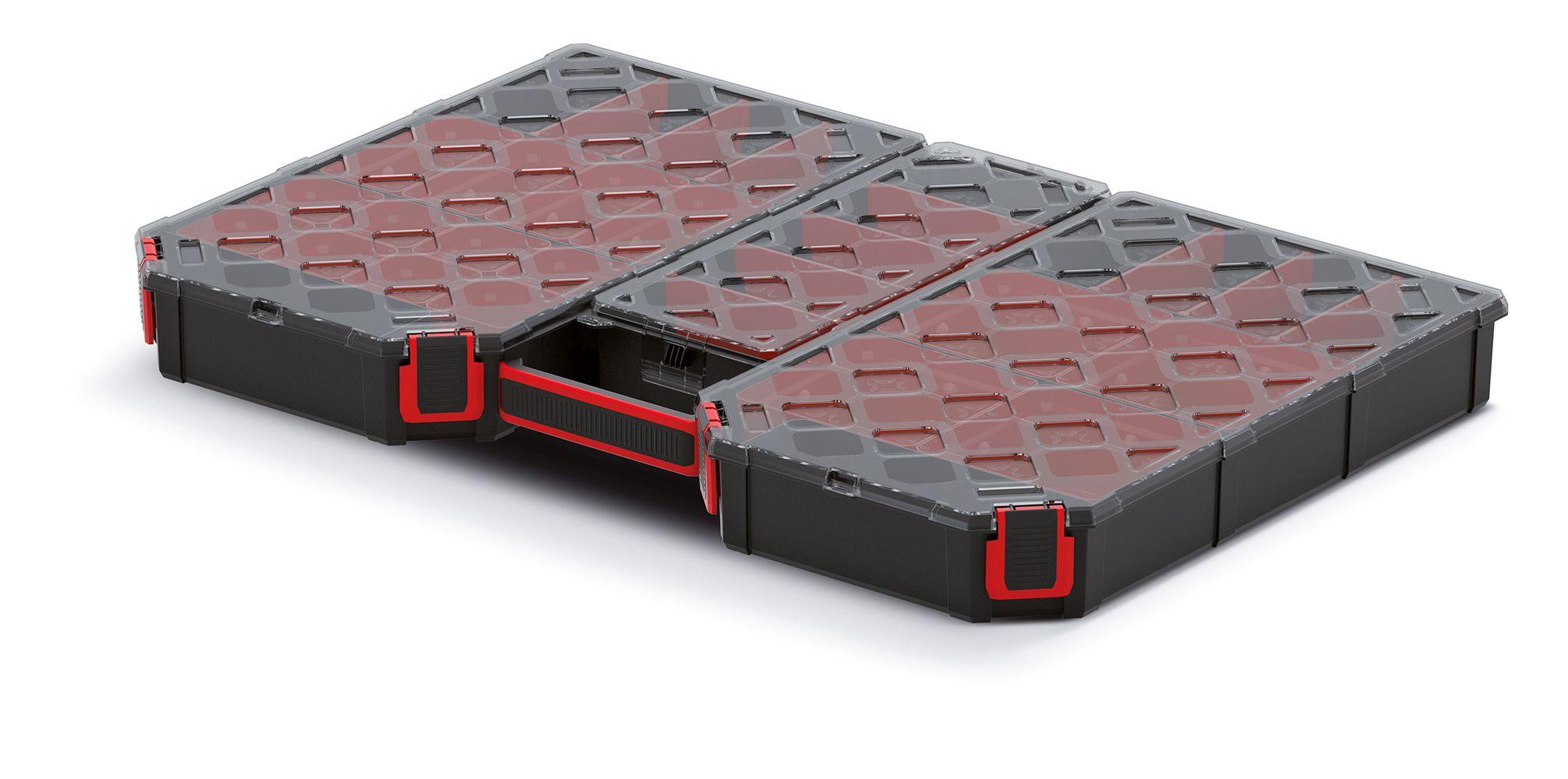 PROSPERPLAST Organizér TAGER 577x390x60 (přepážky/krabičky)