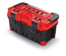 Kufr na nářadí s kov. držadlem TITAN PLUS