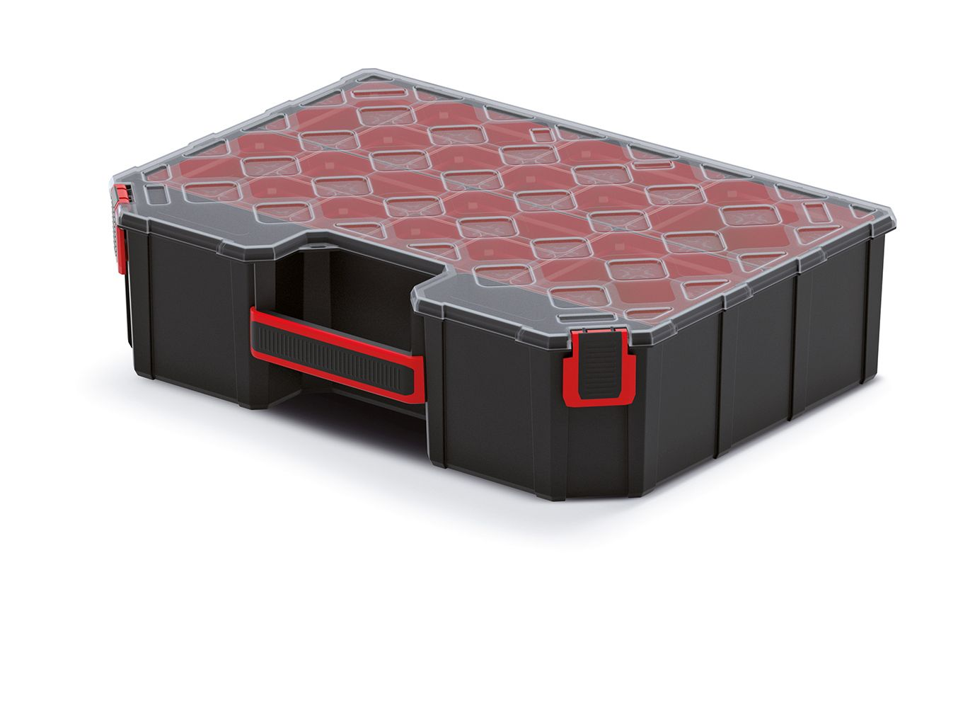 PROSPERPLAST Organizér vysoký TAGER 390x284x105 (krabičky)