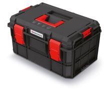 Kufr na nářadí X BLOCK PRO černý 546x380x307